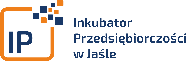 Logo Inkubatora Przedsiębiorczości w Jaśle