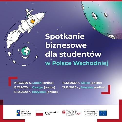Spotkanie organizowane przez Polską Agencję Rozwoju Przedsiębiorczości (PARP)