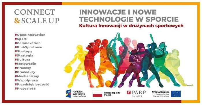 """Wsparcie innowacji w biznesie – """"Innowacje w Sporcie"""""""