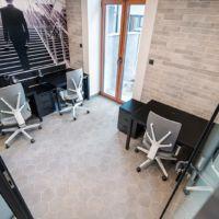 Przestrzeń biurowa inkubatora